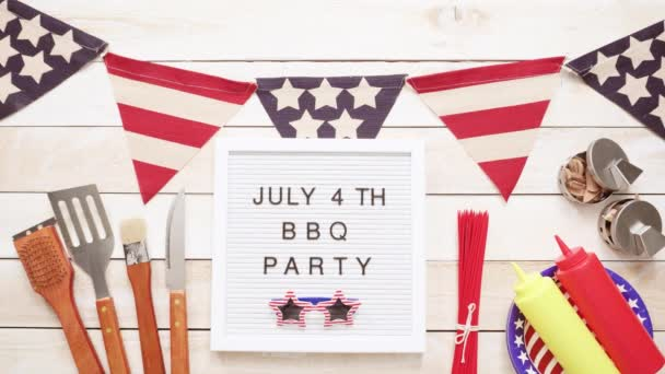 Bbq Party Sign White Memo Board \u2014 Stock Video © urban_light #201031340 - how to sign a memo