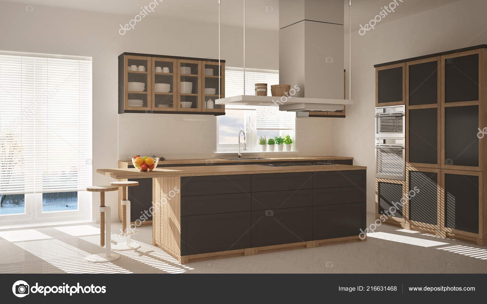 Cucina Moderna Legno | Cucina Moderna Legno Massello