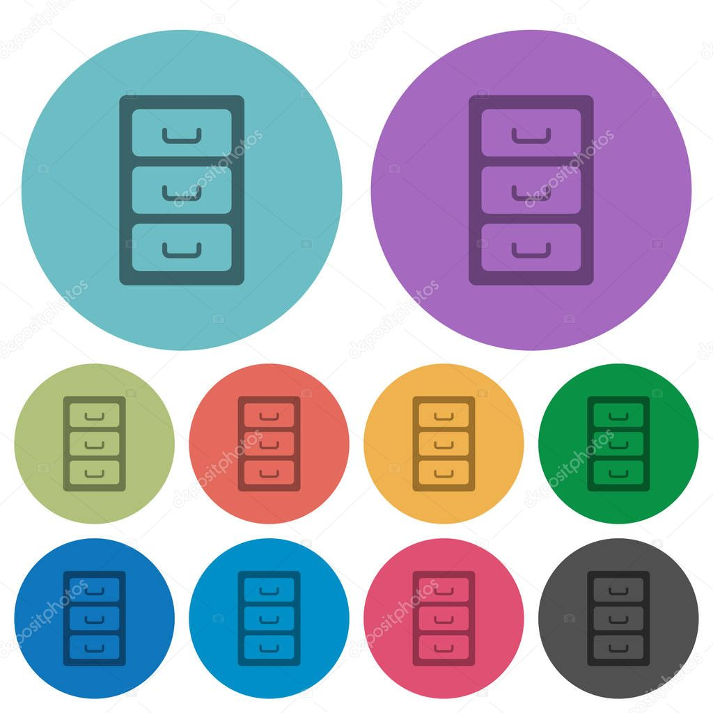 Filing Cabinet Icon Flat Iconswebsite Icons Website Search Over 28444869 Icons Icon