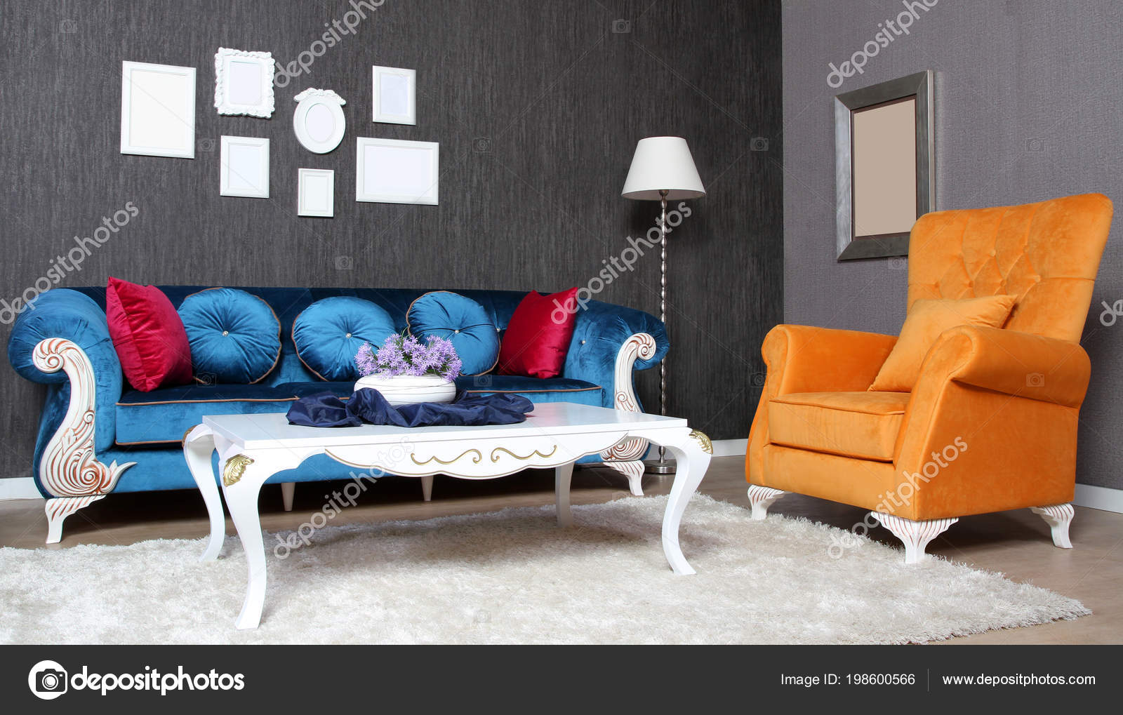 Sofa Set Images Free Download Sofa Set Interior Stock Photo Saaras 198600566