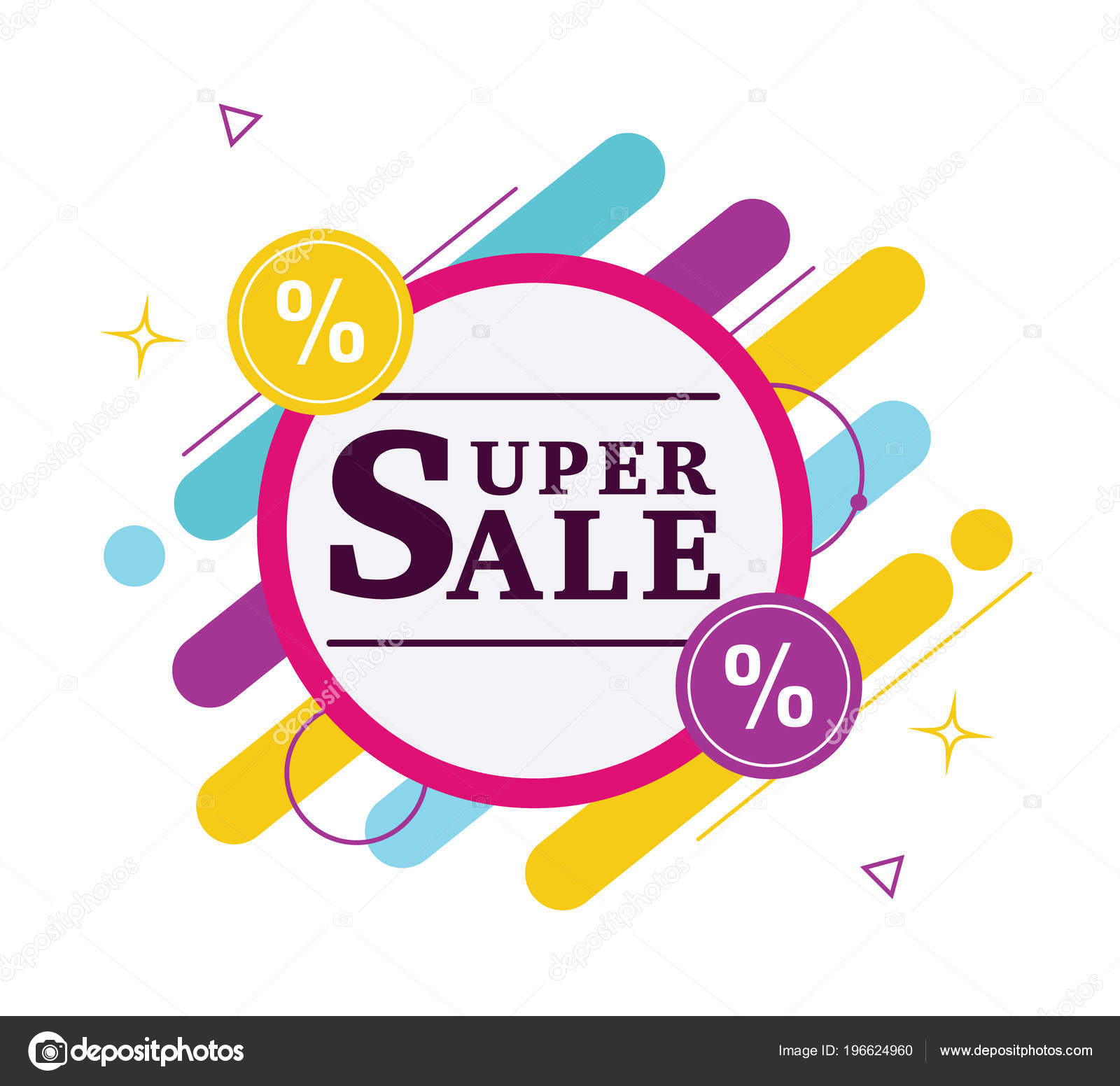 Store Banne Discount Super Sale Banne Vector Label Summer Discount Special Offer Black