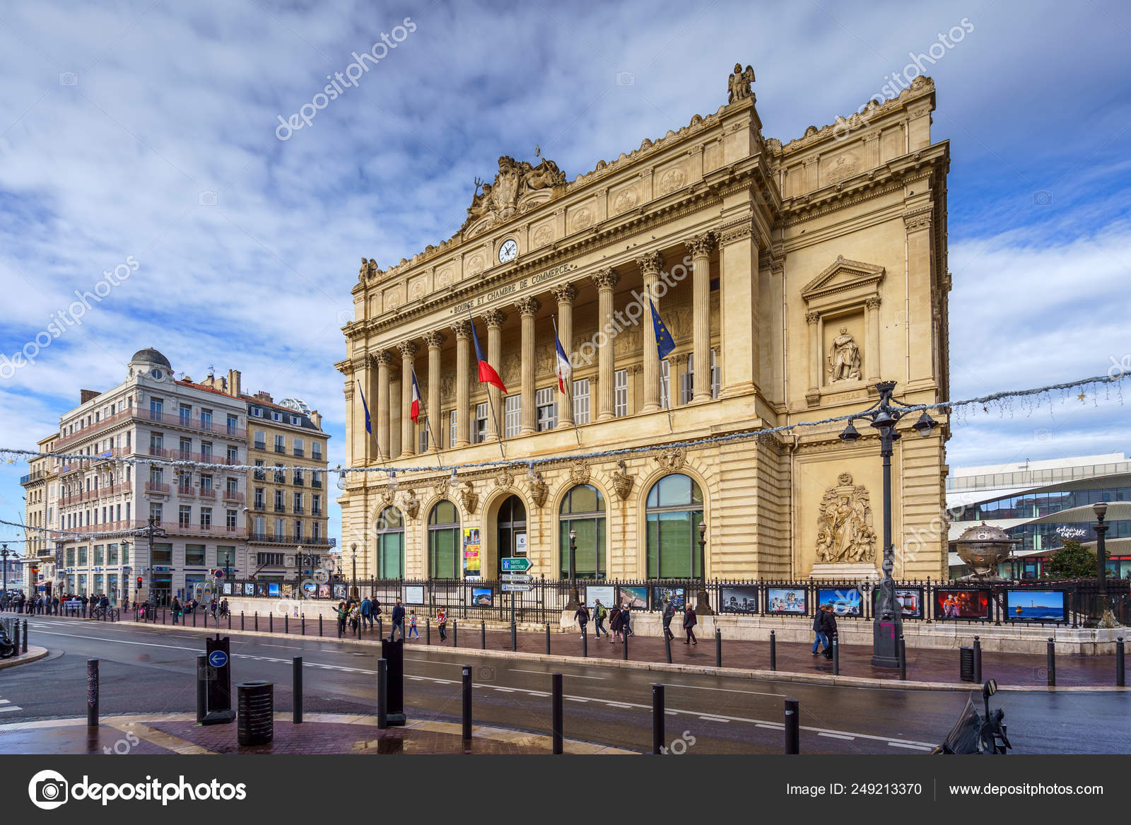 Chambre Du Commerce Marseille Marseille France 03 Nov 2018 The Marseille Chamber Of