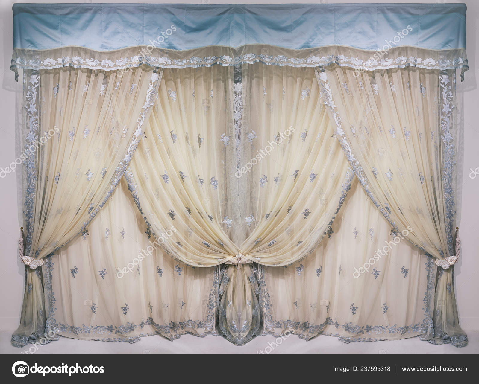 Provence Decoration Decoration Interior Bedroom Provence Style Curtains Transparent