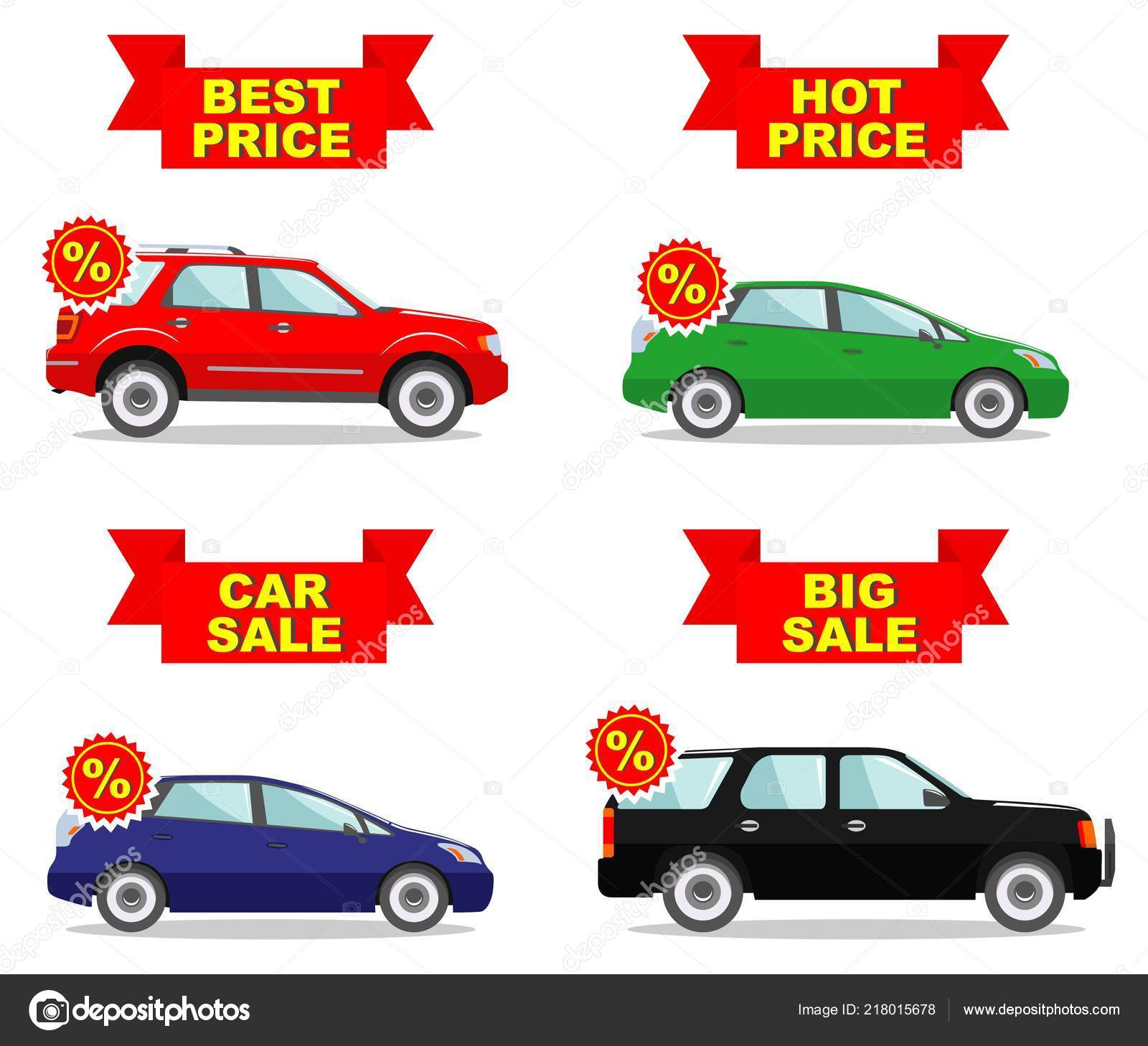 Cars Price Car Showroom Big Sale Hot Price Best Price Set Discount Stock