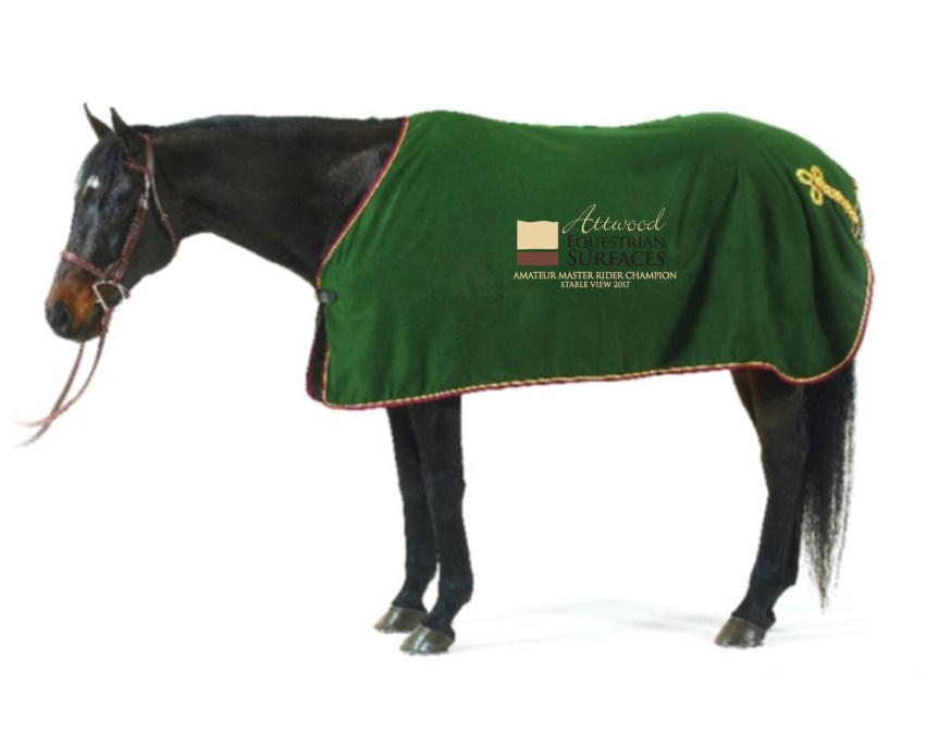 Attwood Equestrian Surfaces Awards Championship Coolers