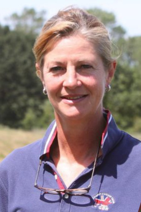Team GBR Coach Tracie Robinson Comes to Stable View!