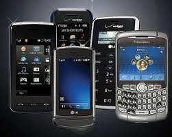 Evolution of a cell phone (5/5)