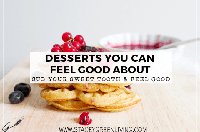 Desserts You Can Feel Good About