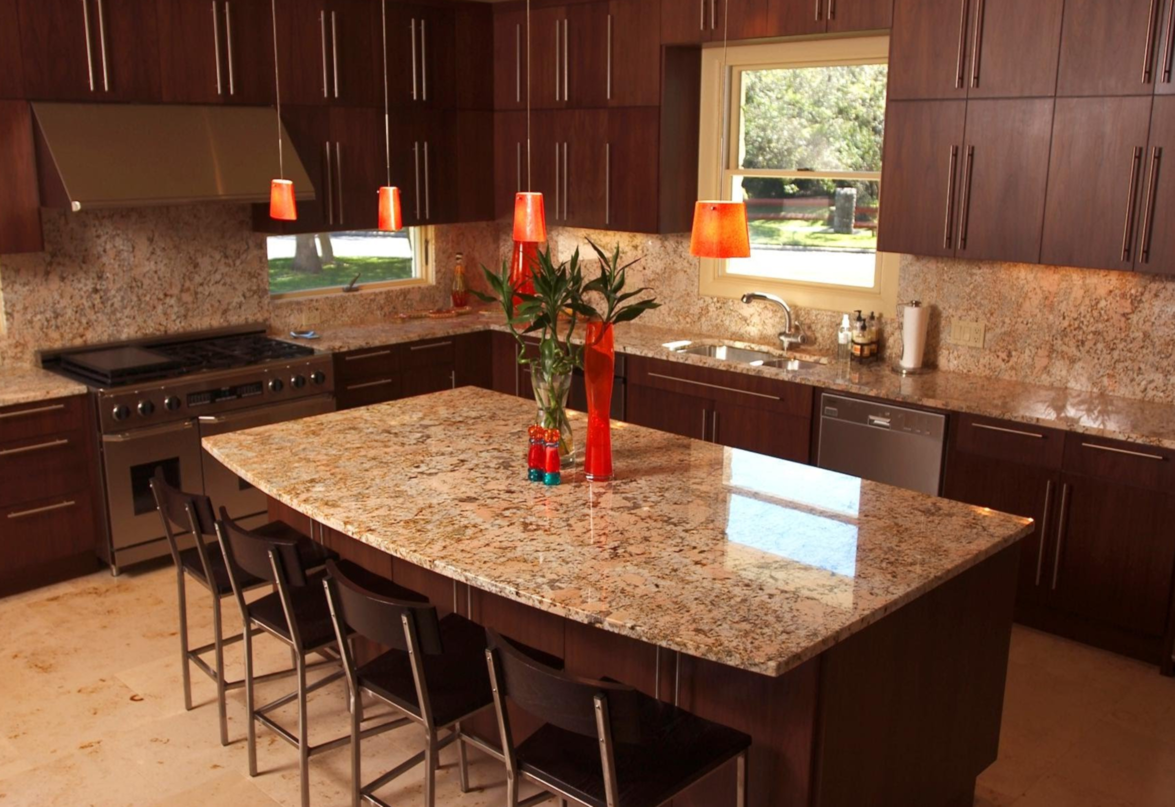 Kitchen Tiles Design Ideas Stacked Stone Kitchen Backsplash Archives Stacked Stone