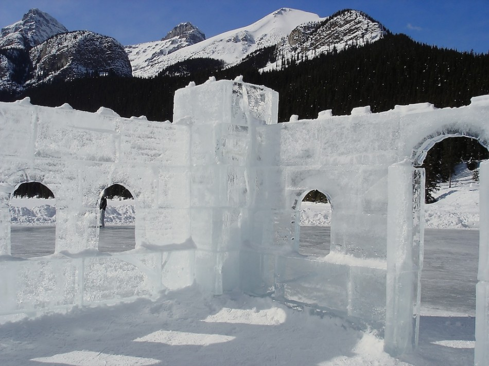 Inspiration Lake Louise Ice Castle | Stacy Conaway