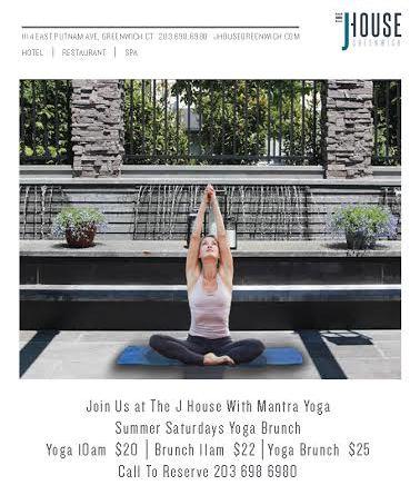 Summer Saturdays Yoga brunch