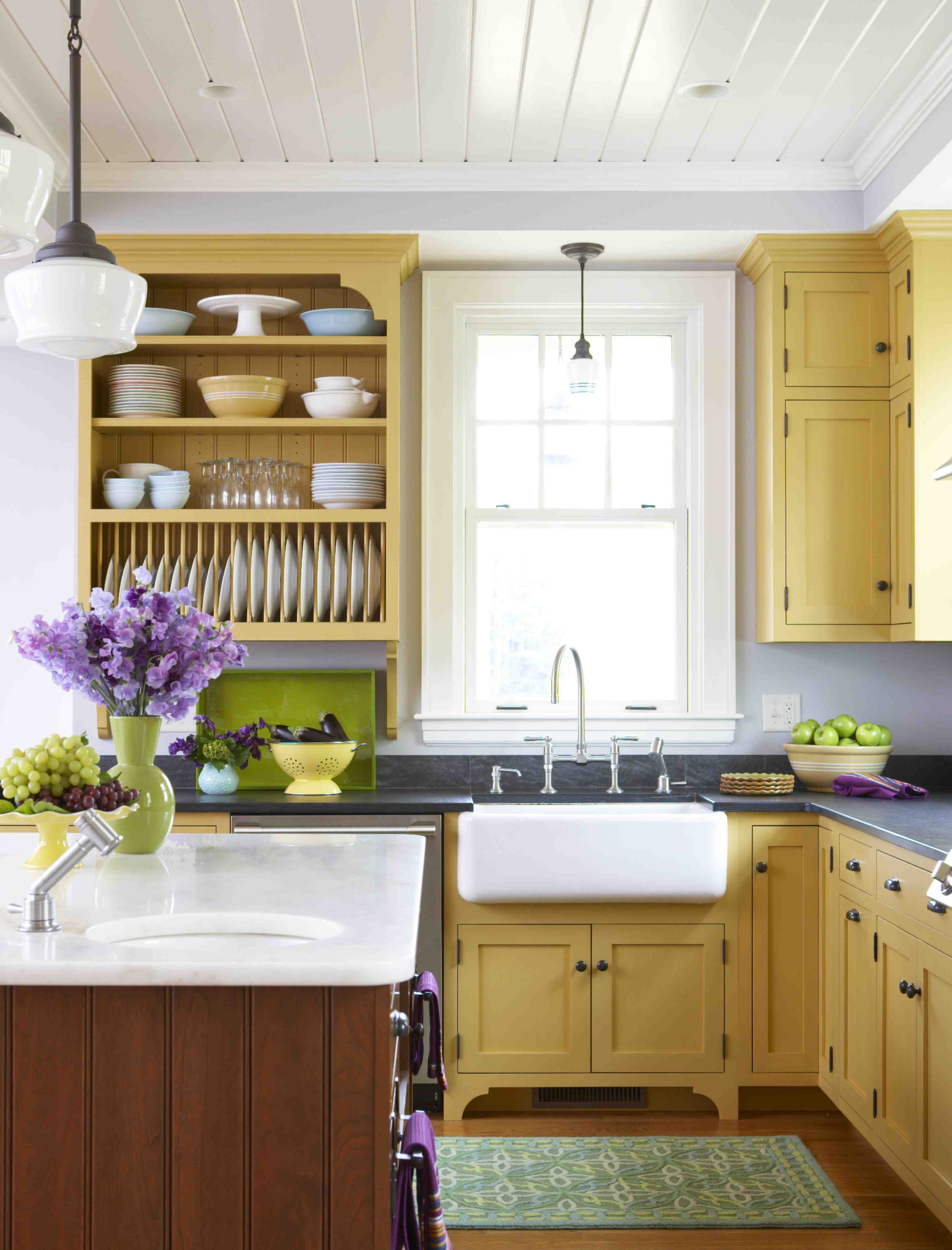Kitchen Design Yellow Cabinets My Favorite Kitchens Of 2010 Stacystyle 39s Blog