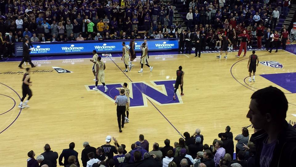Alaska Airlines Arena \u2013 Washington Huskies Stadium Journey