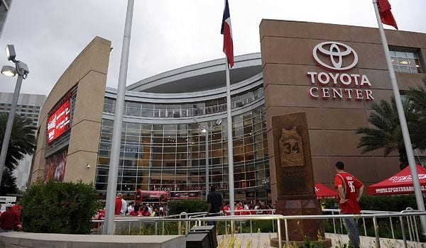 Toyota Center Parking Guide Maps, Deals, Tips SPG