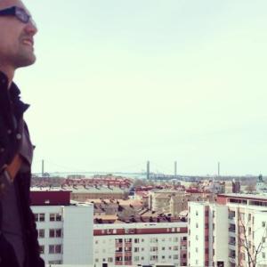 Med utsikt över Göteborg