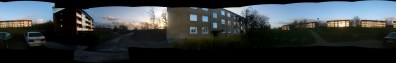 Panoramafoto med Photosynth.