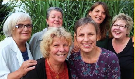 Gruppenfoto der Eckernförder Literatten