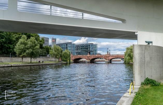 Brücken über die Spree