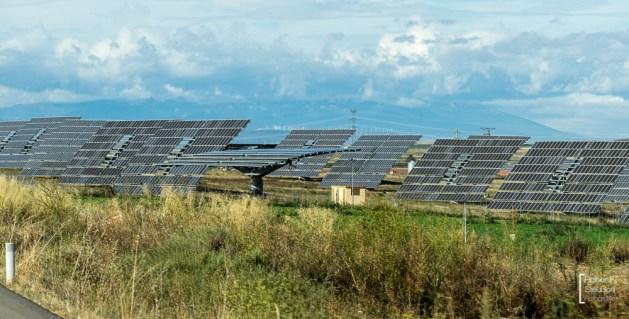 Aragon, Sonnenenergie