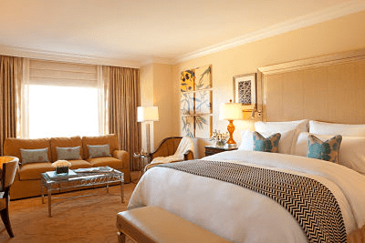 Waldorf Astoria Hotel Room