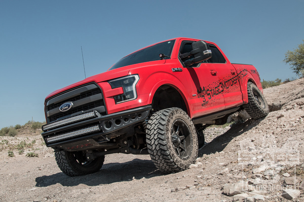 Bds 300 2014 2019 F150 Bds Fox 2 5 Remote Reservoir Coilovers For 6