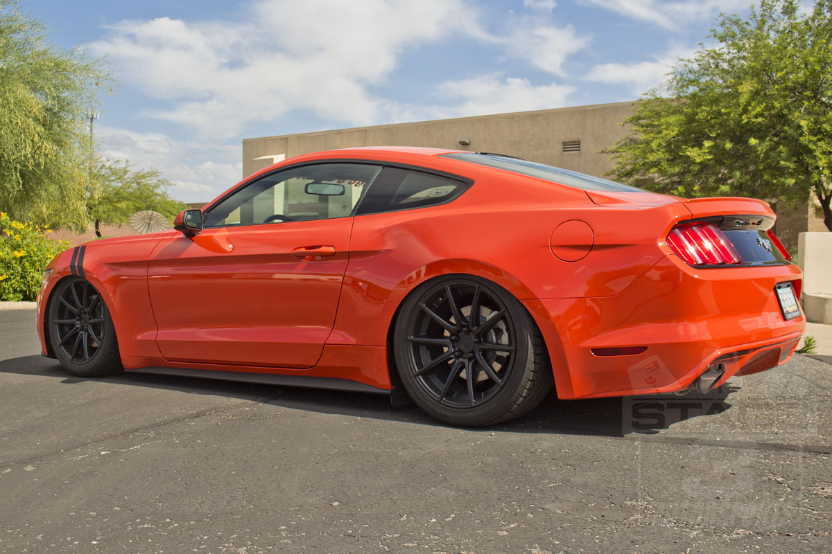 2015 Mustang Gt Pictures 2015 2018 Mustang Suspension Upgrades Kits
