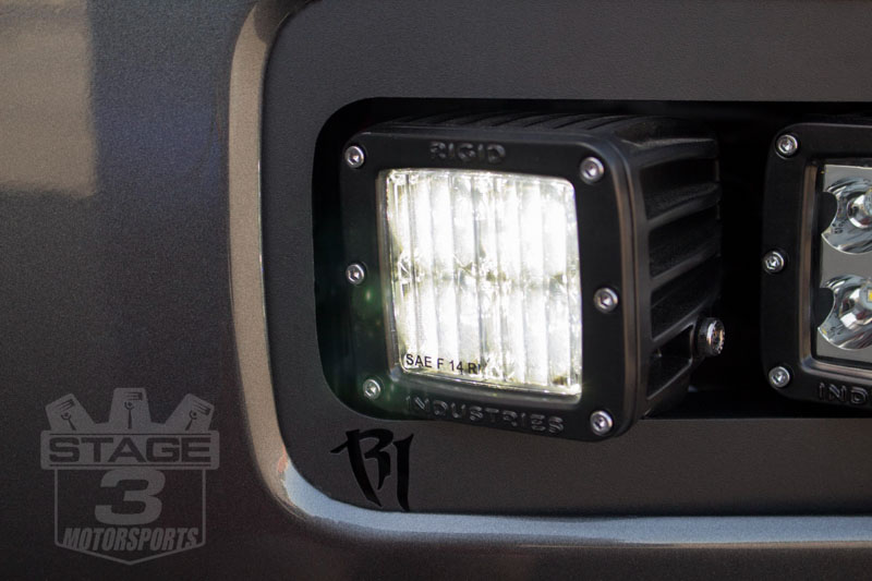Led Home Lighting Business Rigid Industries D-series Dot/sae Flood Lights- White