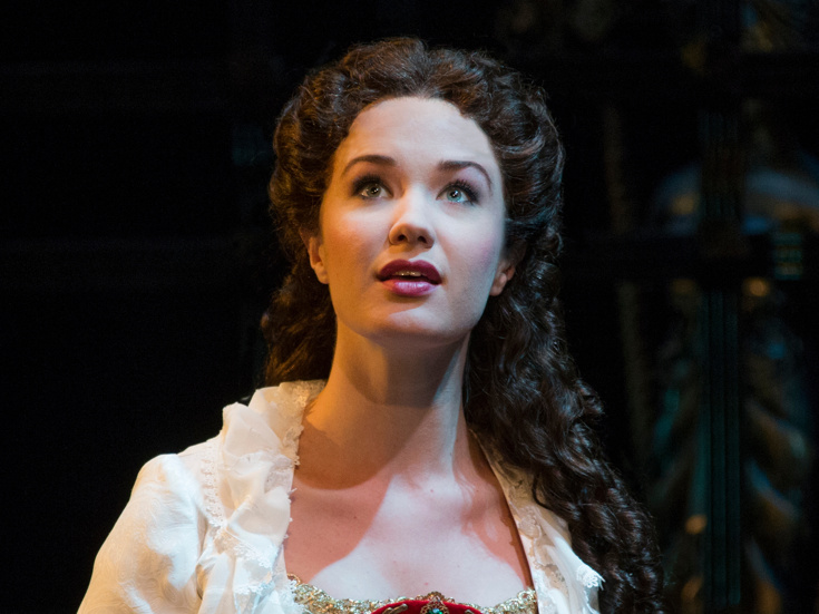 Interview Sierra Boggess Returns to Feinstein\u0027s/54 Below