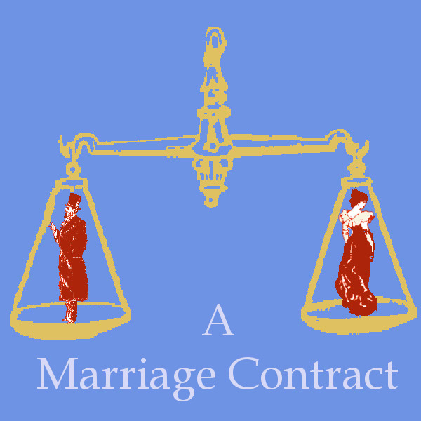 A Marriage Contract - StageBuddy - marriage contract