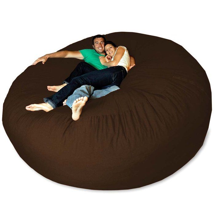 Sitzsack Riesig Cheap Giant Bean Bag Chair Lounger - Home Furniture Design