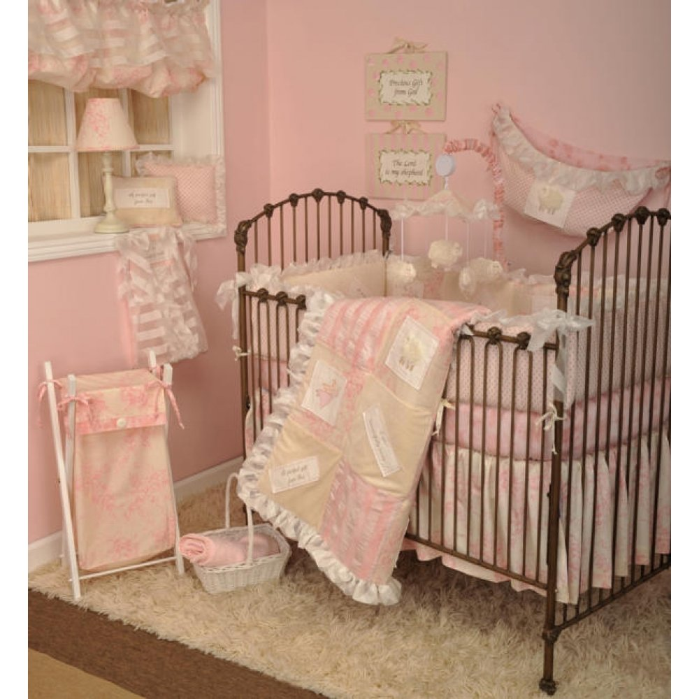 Baby Bettwäsche Mädchen Cheap Crib Bedding Sets For Girl - Home Furniture Design