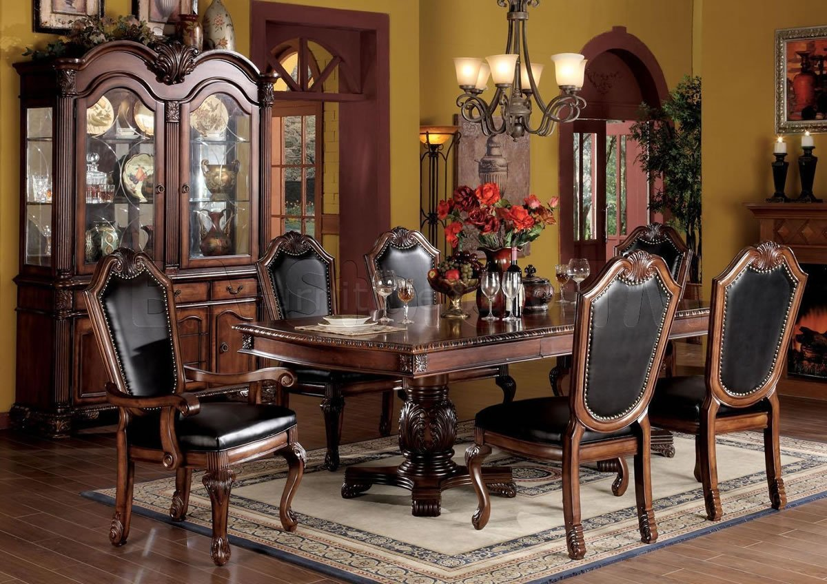 Fancy Dining Room Sets Formal Dining Room Table Sets Home Furniture Design