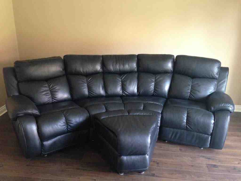 Curved Recliner Sofa Home Furniture Design