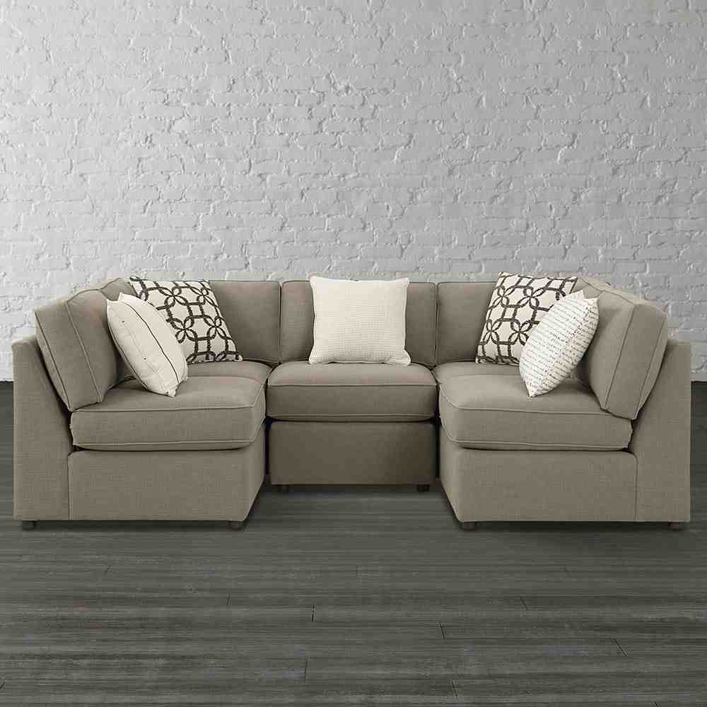 U Shaped Sectional Sofa Home Furniture Design