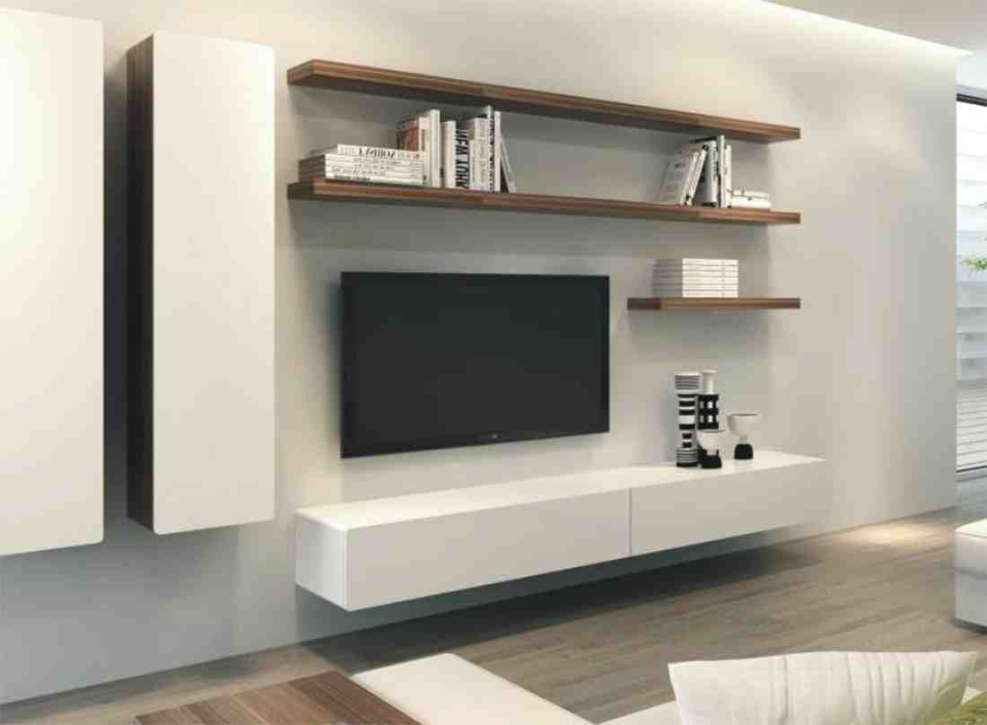 Floating Tv Wall Unit Floating Entertainment Cabinet Home Furniture Design