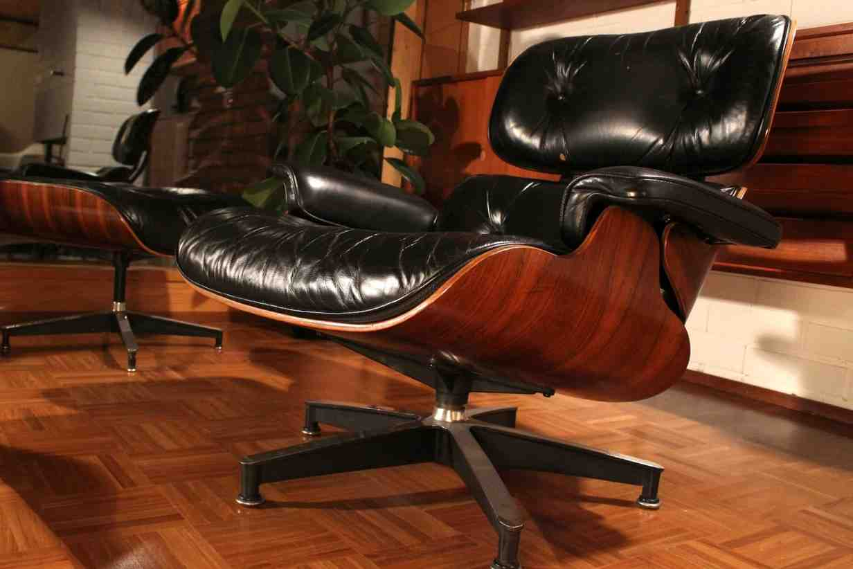 Designer Chairs Used Used Eames Lounge Chair And Ottoman Home Furniture Design