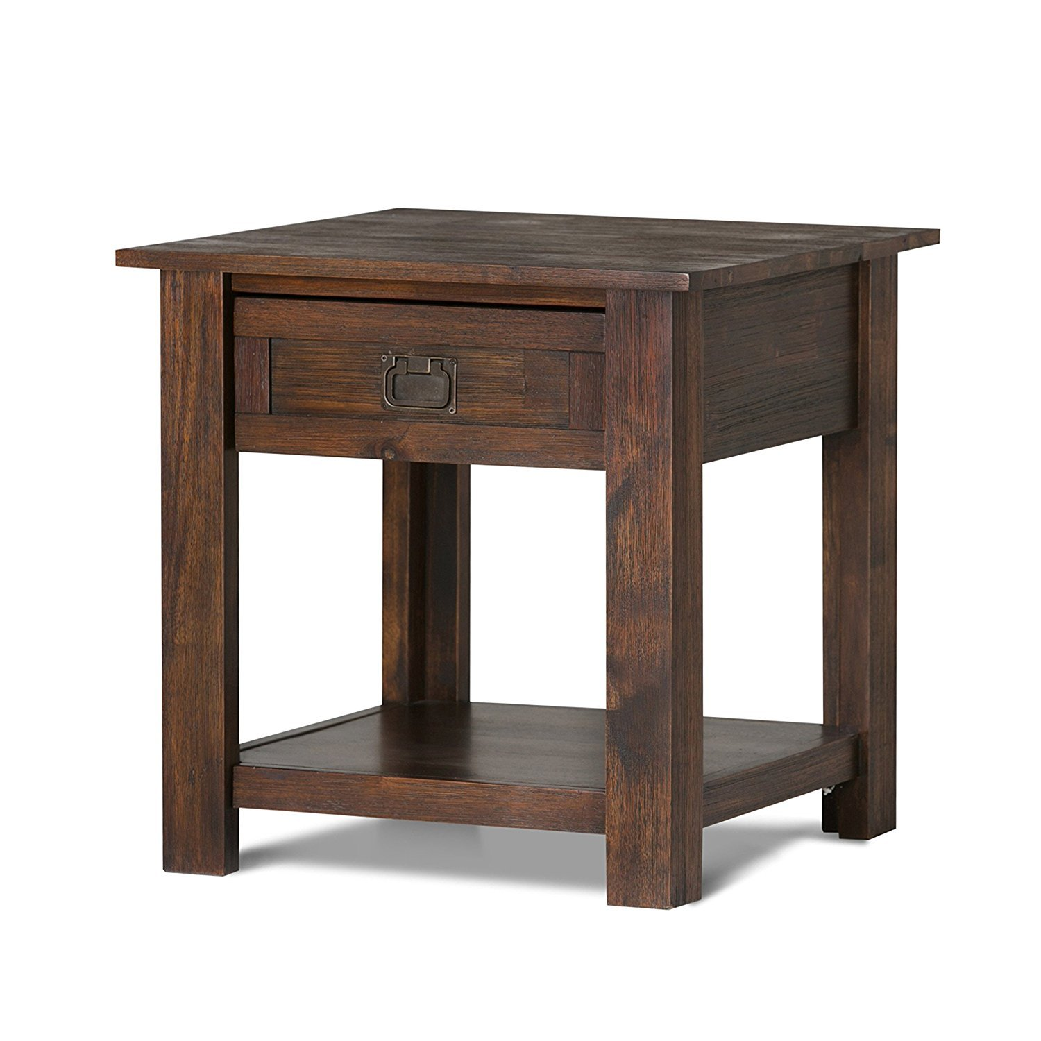 Finish Tables End Table Simpli Home Monroe Home Furniture Design