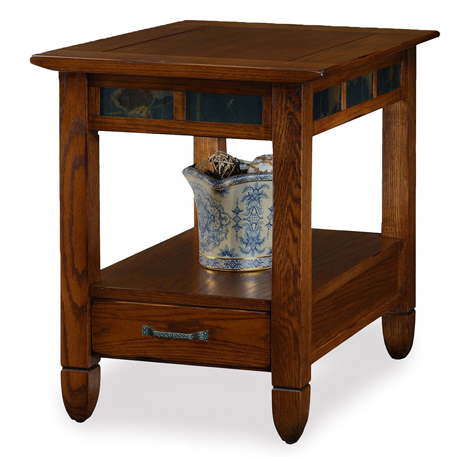 Finish Tables Storage End Table Home Furniture Design
