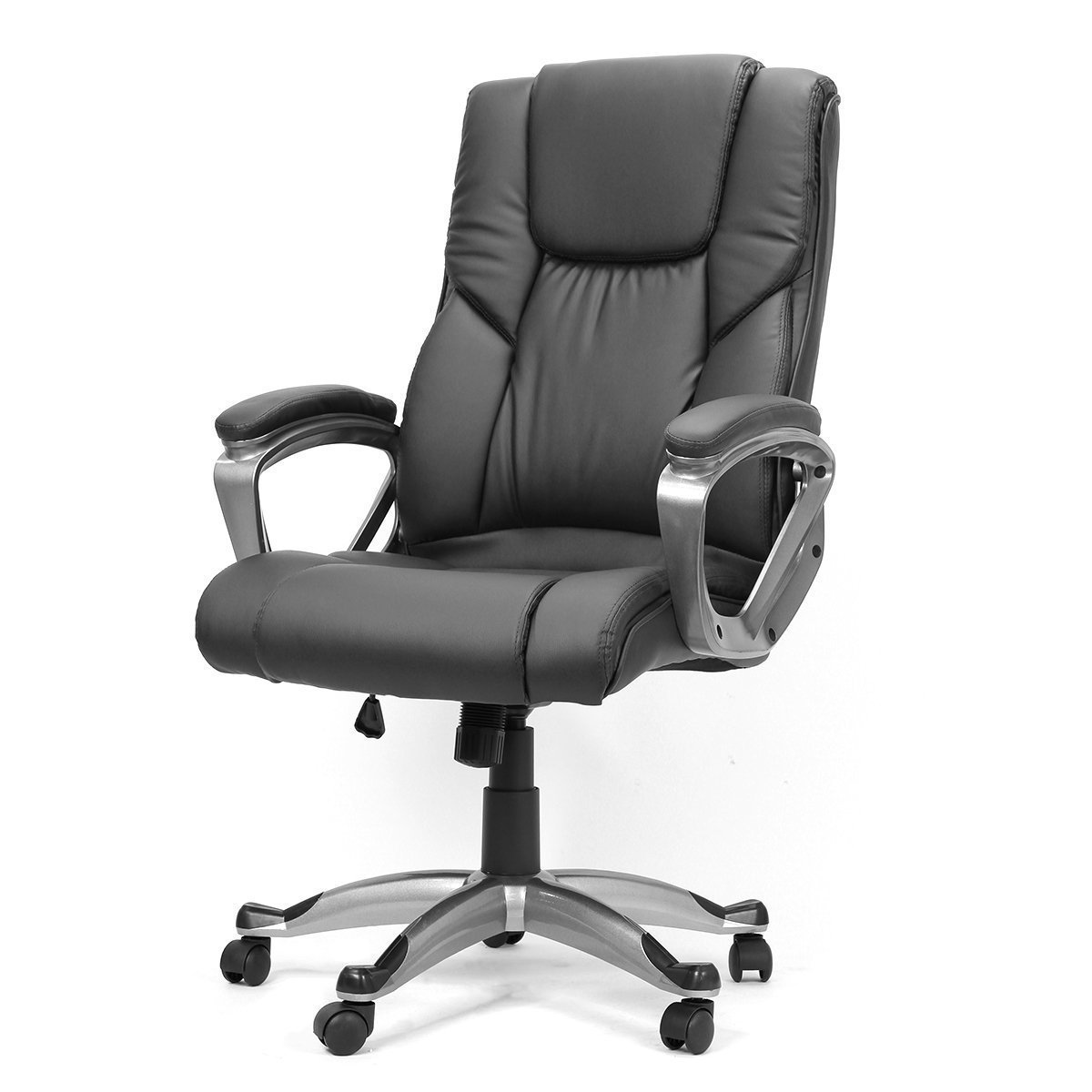 Leather Executive Chair Big And Tall Executive Leather Office Chairs Home