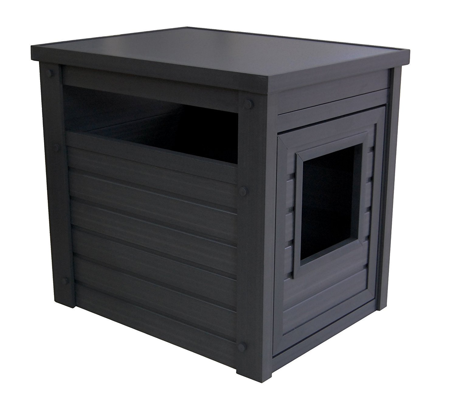 Box End Table End Table Litter Box Home Furniture Design