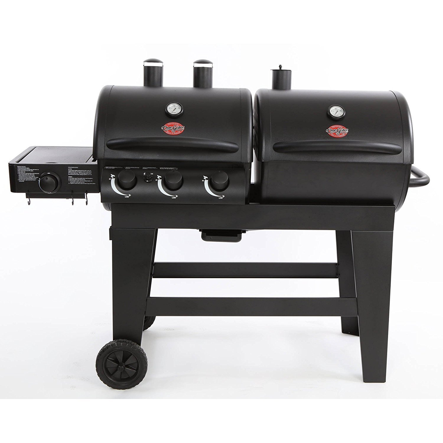 Landmann Gasgrill Portable Dual Gas Charcoal Grill Home Furniture Design