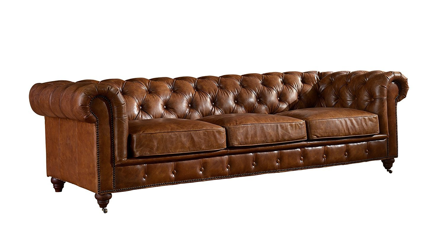 Vintage Ledercouch Vintage Leather Couch - Home Furniture Design