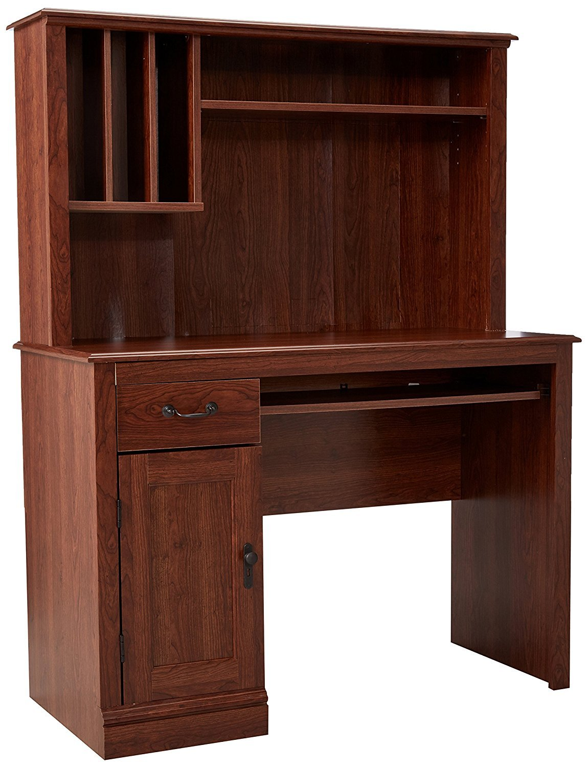 Computer Desk With Drawers Computer Desk With Hutch And Drawers Home Furniture Design