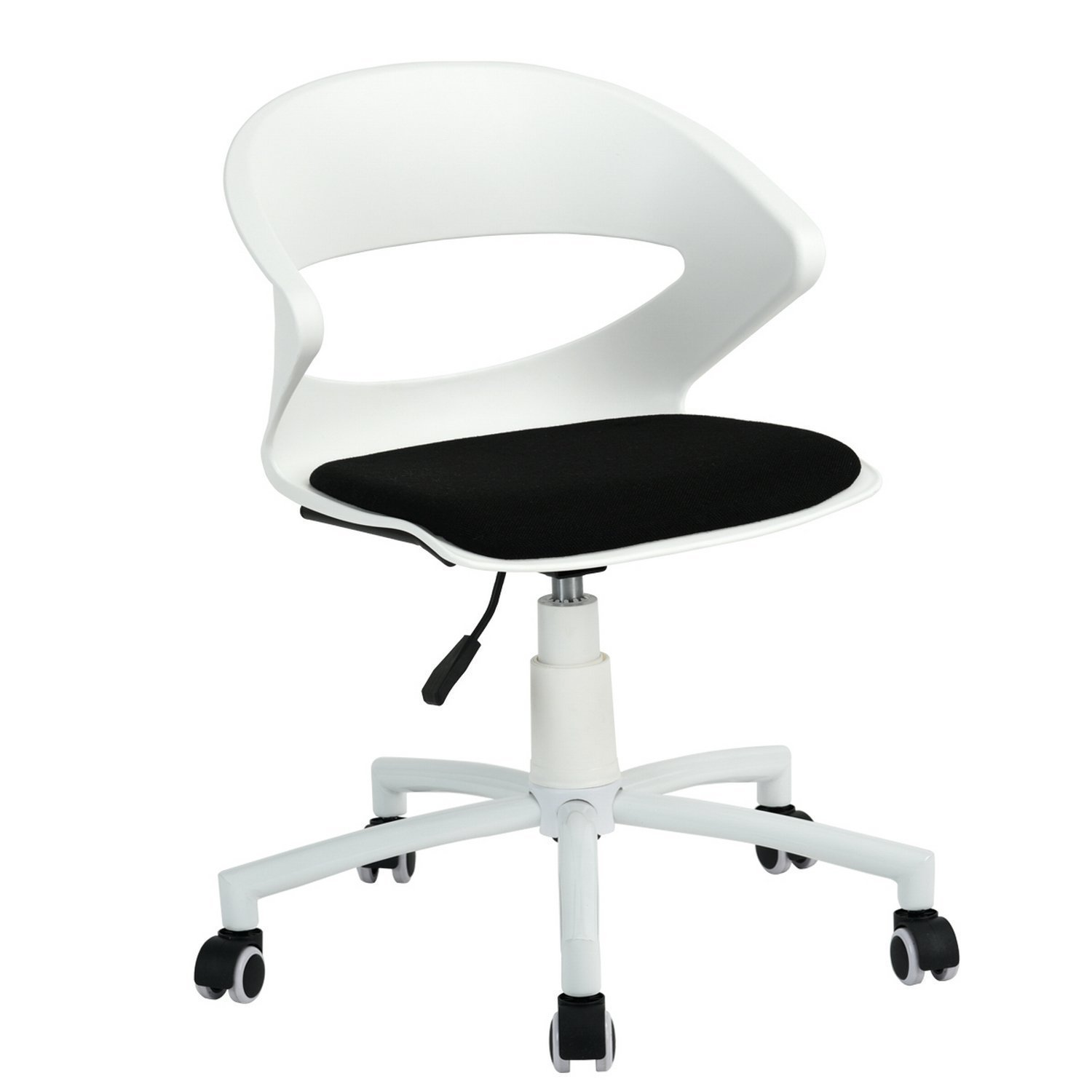 White Desk And Chair Black And White Desk Chair Home Furniture Design
