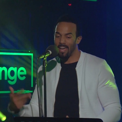 Video: Craig David - 'Love Yourself' (Justin Bieber cover)