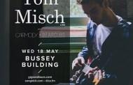 Tom Misch announces Bussey Building headline show