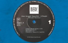 Audio: Jean Jacques Smoothie - '2 People' (Blonde remix)