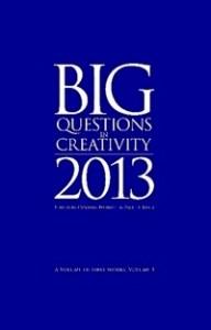 Big Questions in Creativity 2013
