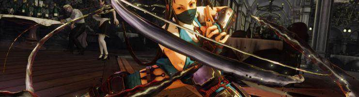 Street Fighter V – Ibuki Reveal Trailer