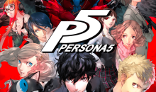 Persona 5 is coming to the west on February 14